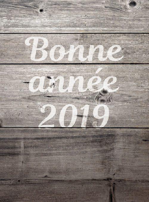BELLE ANNEE 2019